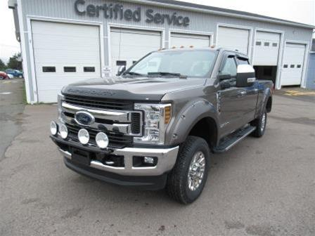 Pre-Owned 2018 Ford F250 4x4 - Crew Cab XLT - 160