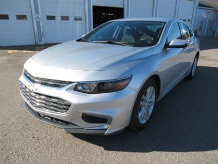 Certified Pre-Owned 2018 Chevrolet Malibu LT Front Wheel Drive 4-Door Sedan - Demo