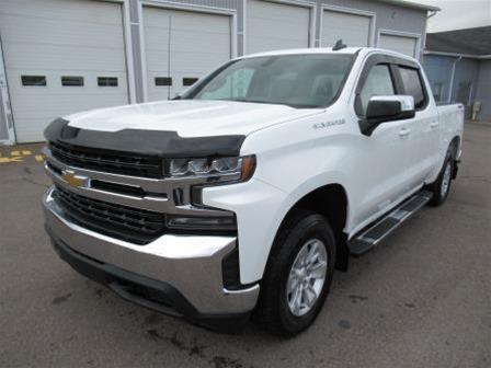 New 2020 Chevrolet Silverado 1500 Crew Cab 4x4 LT / Short Box Pick up