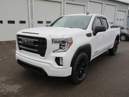 2019 GMC Sierra 1500 New Double 4x4 Elevation / Standard Box