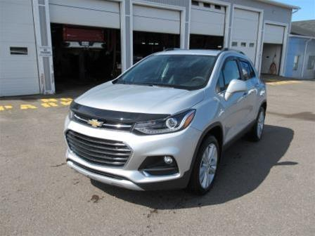 New 2019 Chevrolet Trax AWD Premier All Wheel Drive Crossover