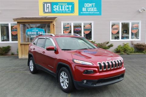 Pre-Owned 2017 Jeep Cherokee 4x4 North Four Wheel Drive SUV