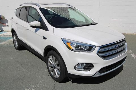 Pre-Owned 2017 Ford Escape Titanium - 4WD Four Wheel Drive SUV