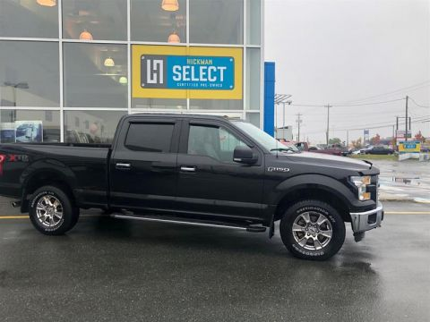 2015 Ford F150 4x4 - Supercrew XLT - 157 WB