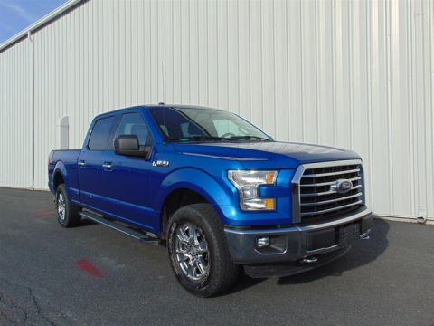 Pre-Owned 2016 Ford F150 4x4 - Supercrew XLT - 157 WB Pick up