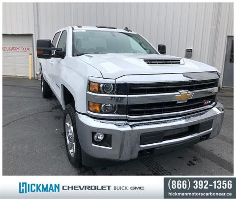New 2019 Chevrolet Silverado 2500 Crew 4x4 LT Standard Box Four Wheel Drive Pick up