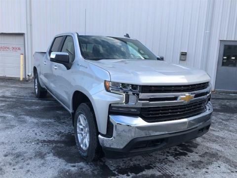 New 2020 Chevrolet Silverado 1500 Crew Cab 4x4 LT / Standard Box Four Wheel Drive Pick up - Demo
