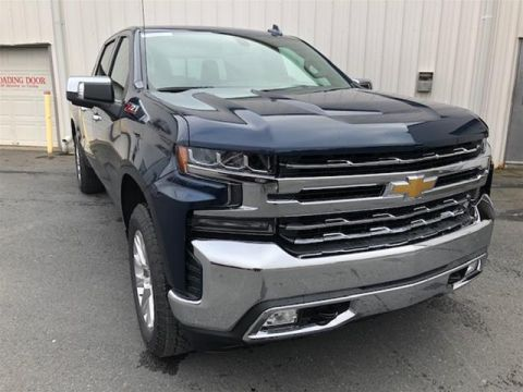 New 2020 Chevrolet Silverado 1500 Crew Cab 4x4 LTZ / Standard Box Four Wheel Drive Pick up