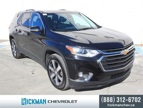 2018 Chevrolet Traverse AWD LT True North