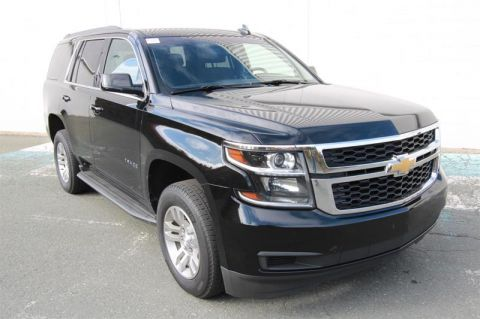 Certified Pre-Owned 2019 Chevrolet Tahoe 4x4 LS Four Wheel Drive SUV