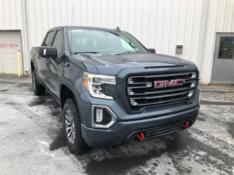 2020 GMC Sierra 1500 Crew Cab 4x4 At4 Short Box