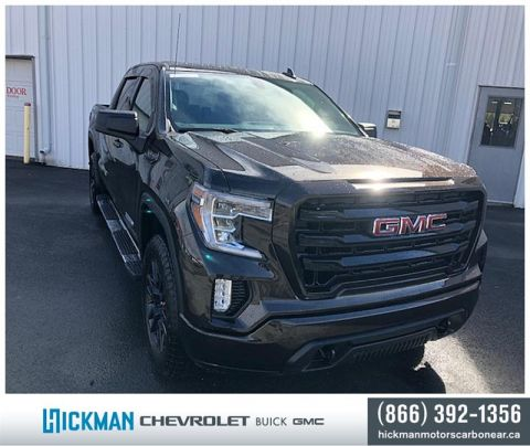 New 2019 GMC Sierra 1500 New Crew 4x4 Elevation / Short Box Four Wheel Drive Pick up - Demo