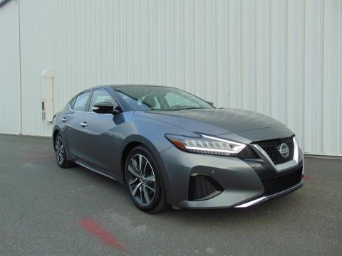 Pre-Owned 2019 Nissan Maxima SL CVT 4-Door Sedan - Demo