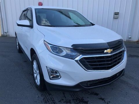 New 2019 Chevrolet Equinox AWD LT 1.5t All Wheel Drive SUV - Demo