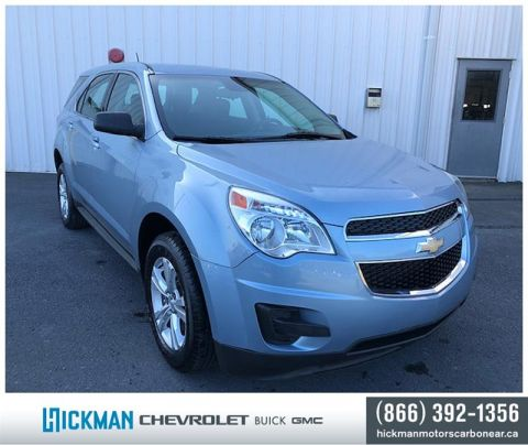 Pre-Owned 2015 Chevrolet Equinox AWD LS All Wheel Drive SUV