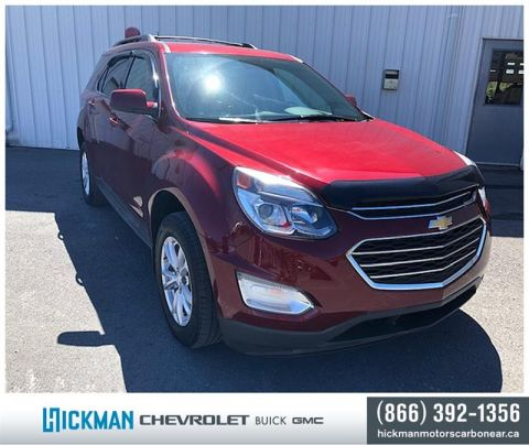 Pre-Owned 2016 Chevrolet Equinox AWD 1LT All Wheel Drive SUV