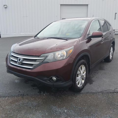 Pre-Owned 2013 Honda CRV EX-L AWD All Wheel Drive Crossover
