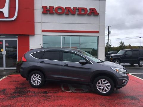 Pre-Owned 2016 Honda CR-V EX-L AWD All Wheel Drive Crossover