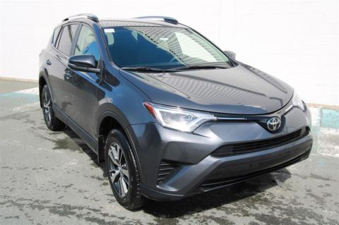 Pre-Owned 2018 Toyota RAV4 AWD SE All Wheel Drive Crossover