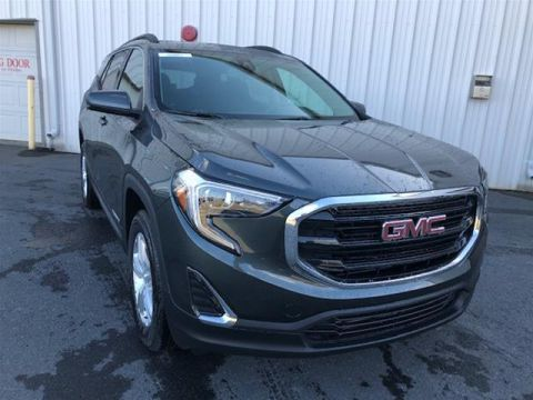 New 2020 GMC Terrain AWD SLE All Wheel Drive SUV - Demo