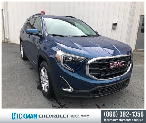 New 2020 GMC Terrain AWD SLE All Wheel Drive SUV
