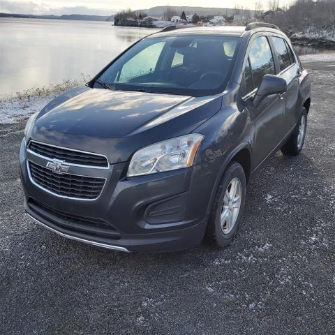 Pre-Owned 2013 Chevrolet Trax 1LT AWD All Wheel Drive Crossover - Demo