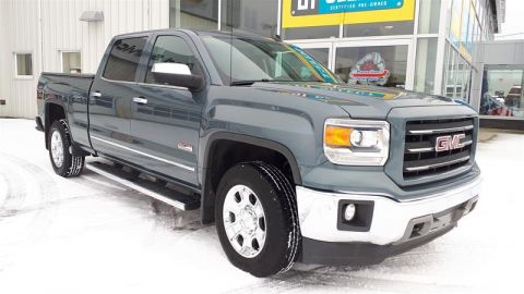 Certified Pre-Owned 2014 GMC Sierra 1500 SLT Crew Cab Std Box 4WD 4SA Pick up - Demo