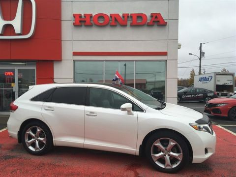 Pre-Owned 2014 Toyota Venza V6 AWD 6A All Wheel Drive Crossover - Demo