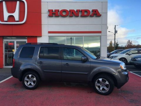Pre-Owned 2014 Honda Pilot EX-L 4WD 5AT Four Wheel Drive SUV - Demo