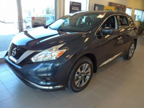 Pre-Owned 2016 Nissan Murano SV AWD CVT SUV - Demo