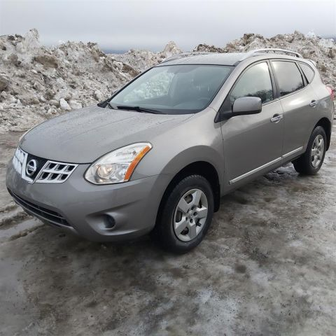 Pre-Owned 2012 Nissan Rogue S AWD CVT All Wheel Drive Crossover - Demo