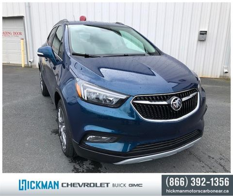 New 2019 Buick Encore AWD Sport Touring All Wheel Drive Crossover