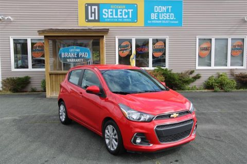 Pre-Owned 2018 Chevrolet Spark 1LT - CVT Front Wheel Drive 5-Door Hatchback