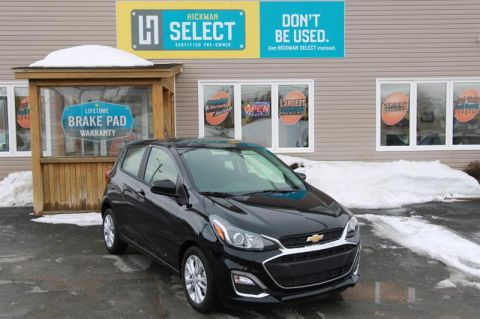 Pre-Owned 2019 Chevrolet Spark 1LT - CVT Front Wheel Drive 5-Door Hatchback - Demo